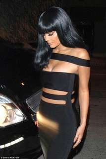 Kylie bandage dress - M