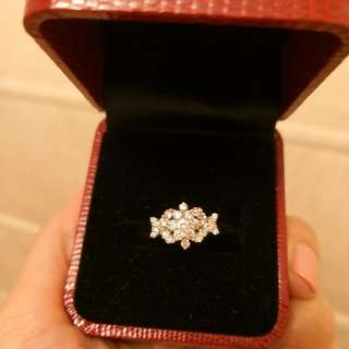 Real Diamond Ring 鑽石戒指