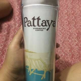 Tumbler starbucks pattaya