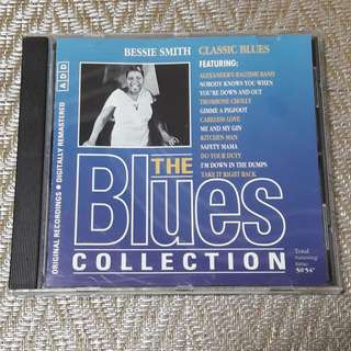 Bessie Smith Classic Blues CD