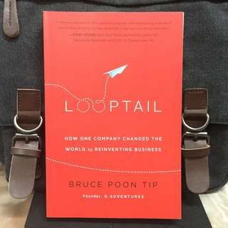 # Highly Recommended《Bran-New + How BRUCE Created An Entirely New Start-Up Way Of Doing Business》Bruce Poon Tip - Looptail : How One Company Changed the World by Reinventing Business