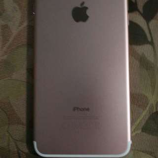 A mint condition iphone 7 plus rose gold  for sale