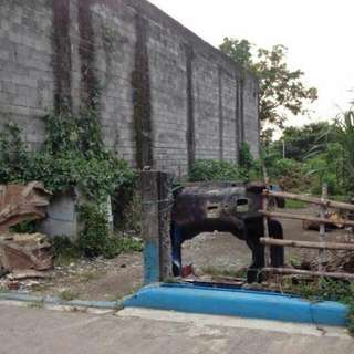 Novaliches Lot 1000sq.m. Best For Warehouse, Factory, Ice Plant, Car / Jeep Garage, Town House..etc...Rush!! Flood Free!!