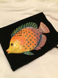 熱帶魚磁石
