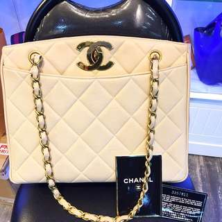 日本中古Chanel Vintage shoulder bag💓💓現貨