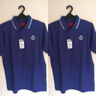 Kaos Polo 👕 available size S M L.