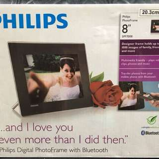 Philips Digital Photo Frame SPF7008