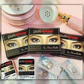 Mawar Rashid Pure Rose Lens (Royal Steel) - 2.50/4.00