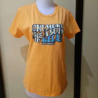 Kaos t shirt cewek Hush Puppies original