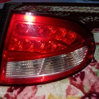 Rear tail lamp proton saga flx (RR)