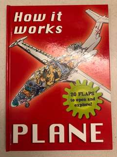 Bible / how plane works