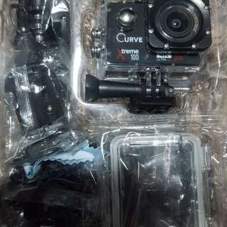 Action Cam (Brand new in box)