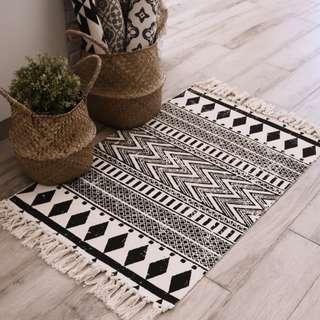 482. Woven Floor Rug (7 designs, 2 sizes)