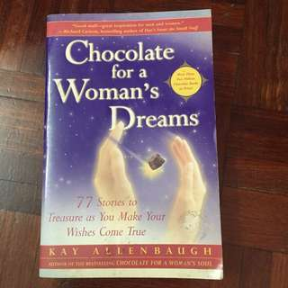 Chocolate For A Woman's Dreams by Kay Allenbaugh #Bajet20