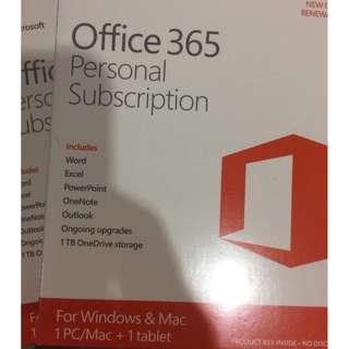 Microsoft Office 365 for PC & MAC
