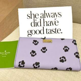 Kate Spade Wallet New Authentic BNWT