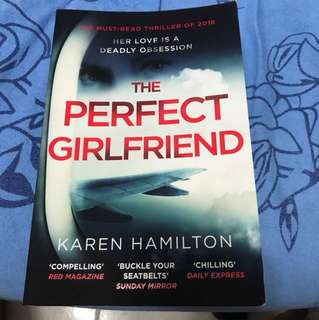 Karen Hamilton - the perfect girlfriend