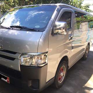 Toyota HiAce Commuter for sale!!