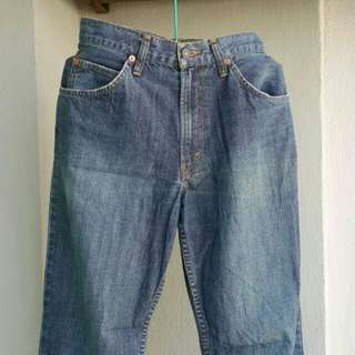 "Authentic Levi's 535 Jeans (30"" - Preloved) #mcsfashion"
