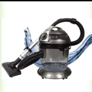 """Mini Comet"" Variable speed Mini Water Filtration Vacuum Cleaner Model no. : SV-8018 (全新未開封)"