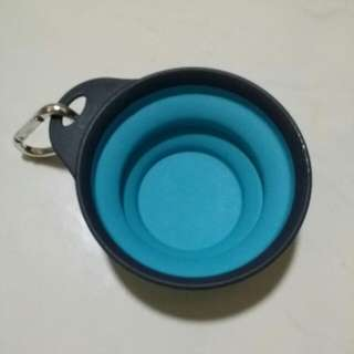 Cat/Dog Foldable Water Bowl