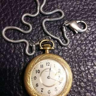 華爾頓陀錶 上鍊