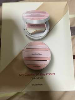 Etude house Any cushion all day perfect