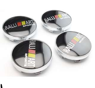Ralliart wheel Hub Cap