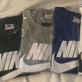 Nike Adidas t shirt