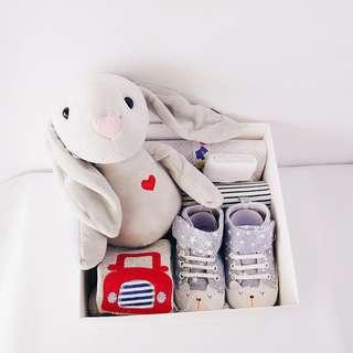 Grey Bunny Gift Bundle