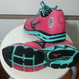 Women's Mizuno Wave X10 Sports Shoe