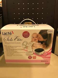 Lacte Solo Electric Breastpump