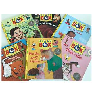 Story Box magazine