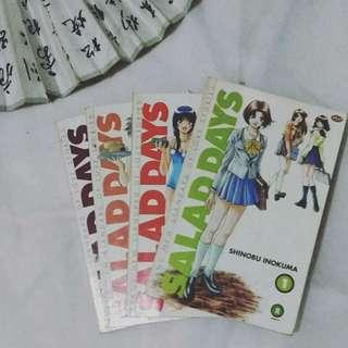 2nd Manga - Salad Day