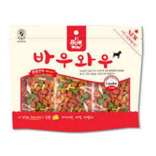 Bow Wow Mixed Snacks 300g