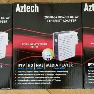 Aztech Homeplug HL110E