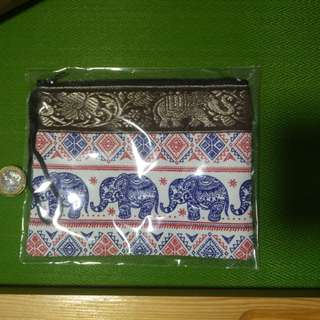Thai-designed pouch