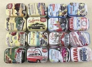 Mini tin box