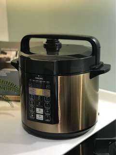Philips Electric Pressure Cooker (6L)