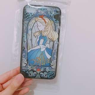 iPhone Case🌸6/7plus  愛麗絲公主雕刻手機殼