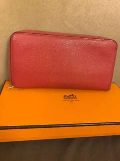 Hermes Wallet Silk In