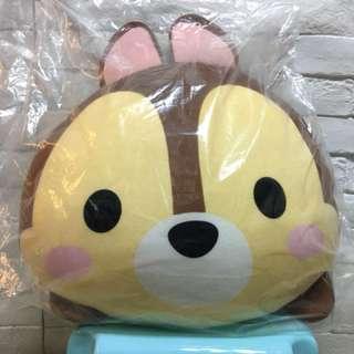 全新Disney Tsum Tsum 鋼牙 攬枕(超短毛超滑超軟熟)