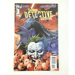 Detective Comics Vol 2 No. 1