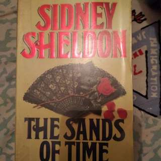 Sidney Sheldon The Sands of Time