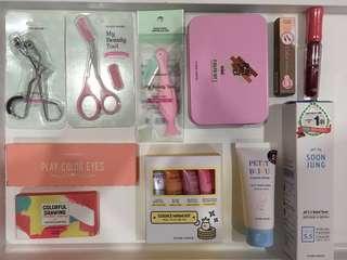 Etude House Makeup, Beauty Tool, Skincare #Bajet20