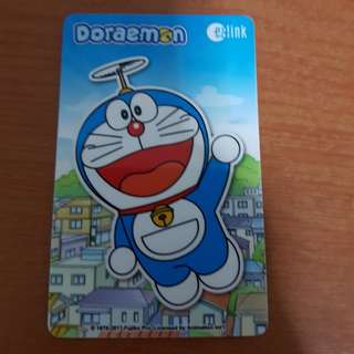Brand New Doraemon Ezlink Card