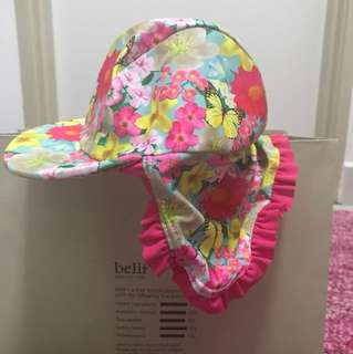 Mothercare swim sun protection hat