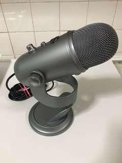 Blue Pro Microphone