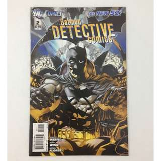 Detective Comics Vol 2 No. 2