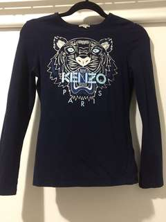 (Original) Kenzo long sleeve top